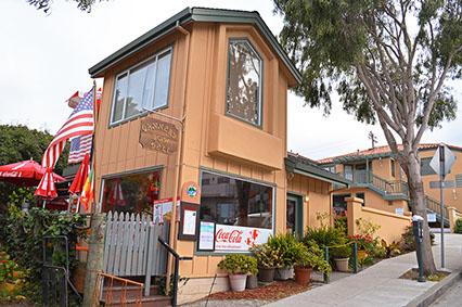 Cannery Row Deli - Monterey CA